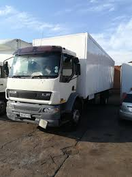 2008 DAF Eight Ton Truck For Sale   Junk Mail