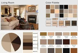 Elegant Living Room Color Scheme Vanilla Sorrell Brown Rustic Red Tan Colors For Plan