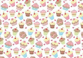 Cupcakes Background Page 1