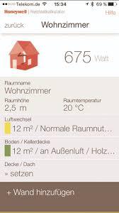 neue app zur heizlastberechnung honeywell si