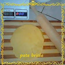 recette de pate brisée pour tarte salée