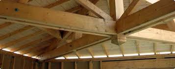 maison bois lamelle colle sarl eric chouard maisons ossature bois charpentes