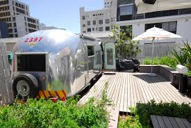 100 Trailer Park Daddy Grand Hotel In Cape Town With Its Famous Airstream Rooftop