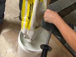 Poured Rubber Flooring Residential by How To Pour A Concrete Floor How Tos Diy