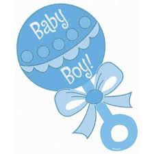 Light Blue clipart rattle Pencil and in color light blue clipart