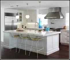 honed marble subway tile backsplash tiles home design ideas