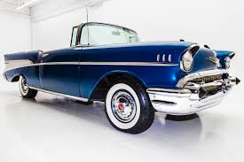 100 1957 Chevy Panel Truck For Sale Chevrolet Bel Air Deep Blue Power Pack 283