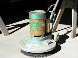 Hardwood Floor Polisher Machine by Sand And Refinish Your Hardwood Floors With A Converted Floor