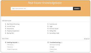 Best Help Desk Software by Real Estate Customer Service U0026 Help Desk Management Software