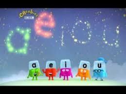 Alphablocks is cartoon Phonics for Kids Letters talk and make