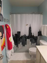 Bathroom Decor For Boy And Boys Barbershop Style, Boys Bathroom ... Bathroom Decoration Girls Decor Sets Decorating Ideas For Teenage Top Boy Home Design Cool At Little Gray Child Bathtub Kids Artwork Children Styling Ideas Boys Beautiful Chaos Farm Pirate Netbul Excellent Darkslategrey Modern Curtain Tiny Bridal Compact And Tiled Deluxe Youll Love Photos Kid Meme Themes Toddler Accsories Fding Aesthetic Girl Inside