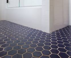 popular hexagonal floor tile ideas novalinea bagni interior