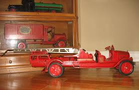 100 Old Fire Trucks Buddy L Water Tower Truck Price Guide Information