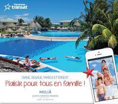 vacance air transat forfait concours air transat gagnez un voyage familial forfait tout