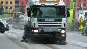 Scania 94D Sweeper Truck Sweeping The Street - YouTube 1992 Intertional 4600 Street Sweeper Truck Item I4371 A Cleaning Mtains Roads In Dtown Seattle Howo H3 Street Sweeper Powertrac Building A Better Future Friction Powered Truck Fun Little Toys China Dofeng 42 Roadstreet Truckroad Machine Global Environmental Purpose Built Mechanical Sweepers Passes Front Of The Grand Palace Bangkok 1993 Ford Cf7000 At9246 Sold Know Two Different Types For Sale Or Rent Welcome To City Columbia