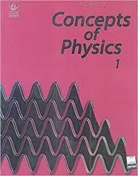 Concepts Of Physics Volume