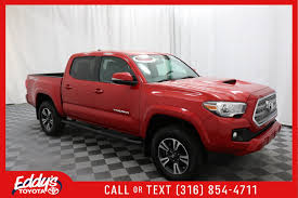 Used 2017 Toyota Tacoma For Sale | Wichita KS Food Truck Sweet Hurts Donut Whambulance Feast 50 Magazine Chevy Trucks For Sale In Kansas Useful Used Mitsubishi Lubbers Chevrolet Your Wichita Ks Dealer Alternative In For Mini Camperteardrop Ks Ih8mud Forum Motor Company New Cars Sales Beautiful Toyota Peterbilt On Buyllsearch 1992 Ford Lnt8000 Flatbed Truck With Concrete Forms Item L Motorn 1967 C10 Custom Lwb 12 Ton Pickup Sale At Berry Material Handling Warehouse Forklift Yale F250 Lease Offers Prices
