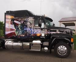 100 Mack Trucks Macungie Americas Fallen Honored At Ride For Freedom Story