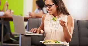 repas bureau 10 conseils pour manger sainement au travail