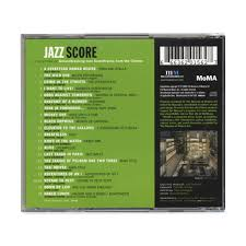jazz score cd moma design store