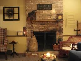 Primitive Decorating Ideas For Fireplace by 300 Best Primitive Decor Ideas Images On Pinterest Primitive