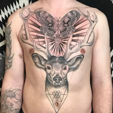 Top 51 Best Chest Tattoos For Men 2018
