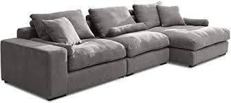 loberon sofa meredith eichenholz baumwolle h b t ca 68