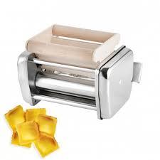 accessoire à raviolis 2 empreintes pour machine à pâtes imperia