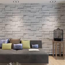 hanmero 3d modernes design ziegel tapete vinyl wandverkleidung papier für wohnzimmer esszimmer shop hintergrund qz0191