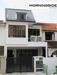 100 Terrace House In Singapore SemiD Design And Build