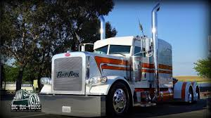 Davis Brothers 2014 389 Peterbilt - Truck Walk Around - YouTube