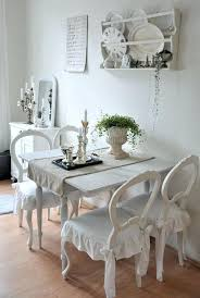 delightful design shabby chic dining table and chairs surprising