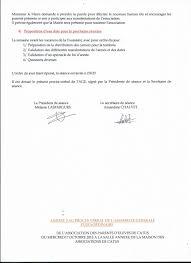 bureau des associations procès verbaux des réunions