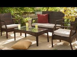 Conversation Sets Patio Furniture by Coral Coast Parkville All Weather Resin Wicker Conversation Set