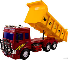 100 Kids Dump Truck WolVol Big Toy For Solid Plastic Heavy Equipment Vehicle Toy Ideal Gift Idea For Boys Girls Heavy Duty