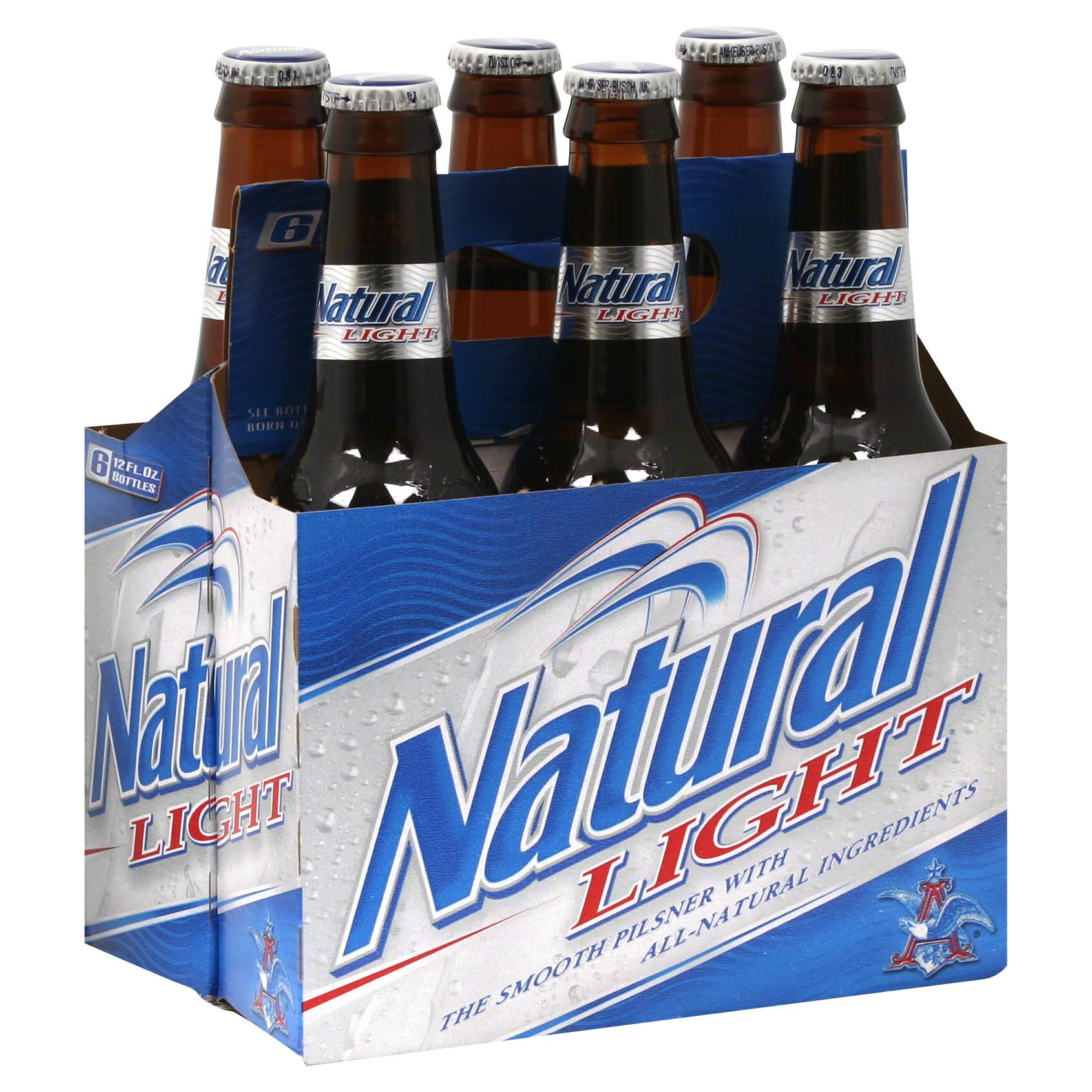Natural Light Beer - 6 Fatty Pack