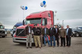 100 North American Trucking Volvo Trucks Delivers 100000th Truck With IShift Powertrain