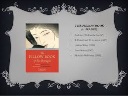 Review The Pillow Book of Sei Shonagon Arthur Waley translation …