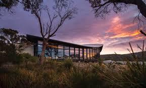 100 Saffire Resort Tasmania Freycinet S Celebrity Hotel Hot Spot WHO