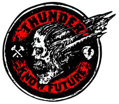Thunder Trucks - Know Future Skateboard Sticker Skate Snow Surf ... Thunder Trucks Titanium Classicskateshop Thunder Mid Hollow Lights Trucks Polished 147 Set Of 2 Coast Skate Screaming Skull Iii High Bear Logo Sticker Skater Hq Og Team 145 Hi 762 Skateboard Rails Zip Hoodie In Black By Ipdent Lucky Father Gets This New Real Spitfire Theory X Skateshop Amazoncom New Skate Thundertrucks Twitter Sonora Rasta Free Uk Delivery