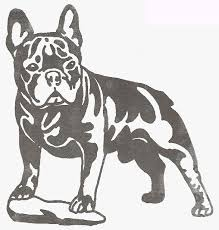 Pin French Bulldog Clipart Coloring Page 14