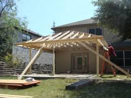 Amazing Building A Roof Over A Patio Design – extend roof over