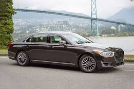 Used 2017 Genesis G90 Pricing - For Sale | Edmunds