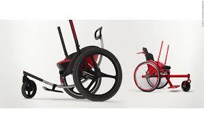 revolution in the shape of a wheelchair cnn