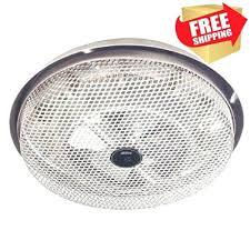 Nutone Bathroom Fan Motor 23405 by Nutone 9093wh Bathroom Fan With Heater And Light Motor 23405