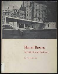 marcel breuer architect and designer