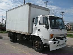 100 24 Box Truck For Sale 1986 GMC W7 Forward Box Truck Item E3446 SOLD July V