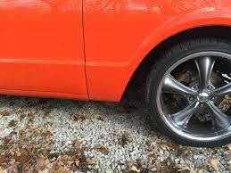 100 20 Inch Rims For Trucks 1967 GMC C10 C10 Hot Rod Shop Truck Inch Wheels Stepside Chevy