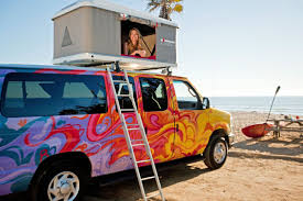 Colorful Camper Vans Available For Rent From 7 U.S. Cities - Curbed 4x4 Campers In Iceland Motorhome Rental Rv Hatch Adventures Tacoma Camper F150 And Lance 650 Cruise America Truck Camper Rental Truck Japan Camping Car Net Standard Model Small For Rent Low Rates List Of Creational Vehicles Wikipedia Large Vans For Rent 11 Companies That Let You Try Van Life On Empire Sales Specialists You Can Trust Custom Onoff