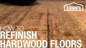 Varathane Renewal Floor Refinishing Kit by Refinishing Hardwood Floors Youtube